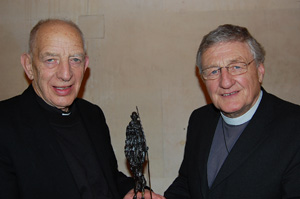 Alec Reid and Harold Good