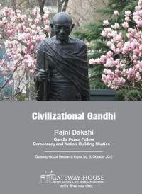 civilizational gandhi