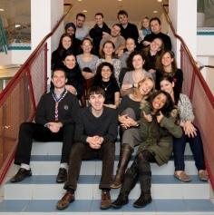 Group photos of attendees at  the seminar