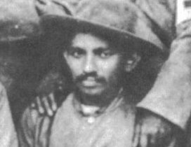 Gandhi in the Boer War