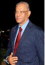 Hon Dr Navichandra Ramgoolam, Prime Minister of Mauritius