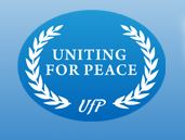 uniting for peace logo